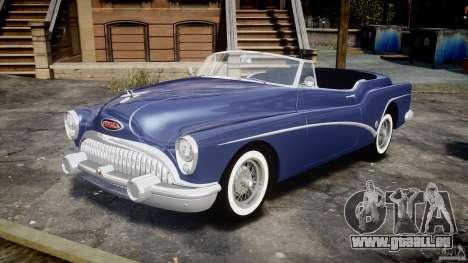 Buick Skylark Convertible 1953 v1.0 pour GTA 4 est une gauche