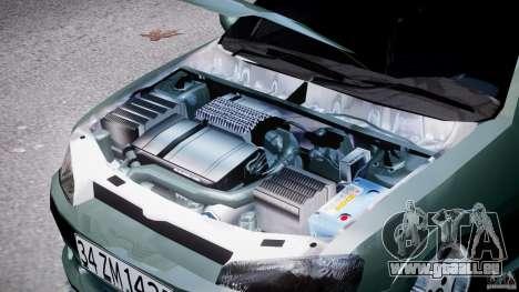 Peugeot 106 Quicksilver pour GTA 4 est un côté