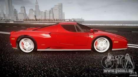 Ferrari Enzo für GTA 4 Seitenansicht