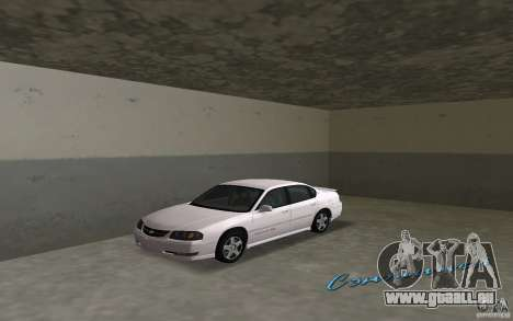 Chevrolet Impala SS 2003 für GTA Vice City linke Ansicht