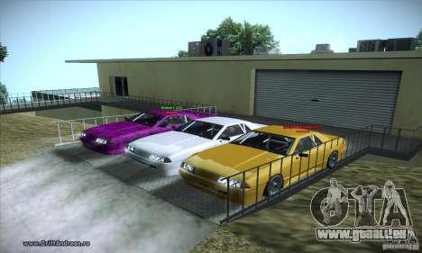ENBSeries v5.0 Baby Blue für GTA San Andreas dritten Screenshot