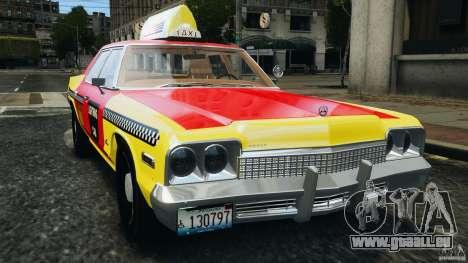 Dodge Monaco 1974 Taxi v1.0 für GTA 4