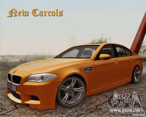 New Carcols pour GTA San Andreas