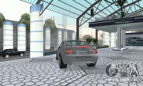 Ford Mustang GT 2003 für GTA San Andreas linke Ansicht