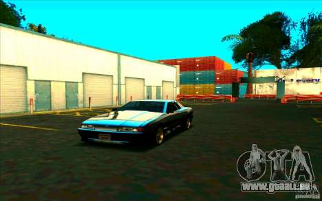 Enbseries qualitative pour GTA San Andreas