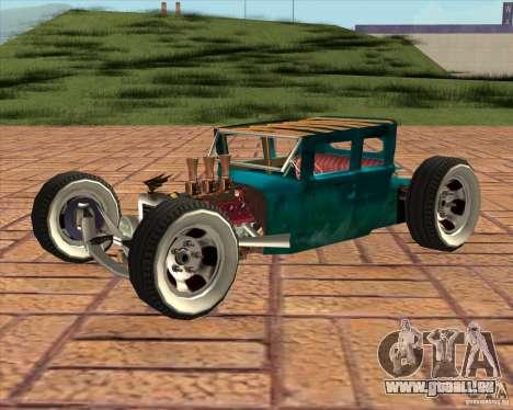 Ford model T 1925 ratrod pour GTA San Andreas