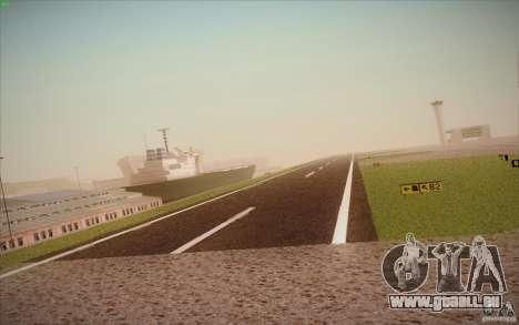 New San Fierro Airport v1.0 pour GTA San Andreas huitième écran