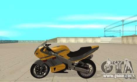 GTAIV NRG900 RR für GTA San Andreas linke Ansicht
