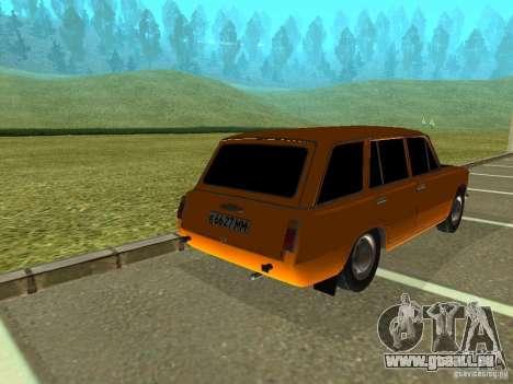 VAZ 2102 pour GTA San Andreas vue de droite