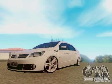 Volkswagen Voyage G5 Roda Passat CC pour GTA San Andreas