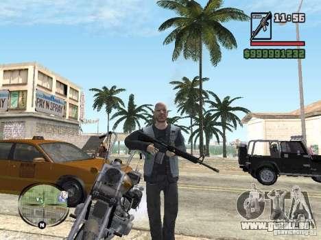 Vagos Biker pour GTA San Andreas