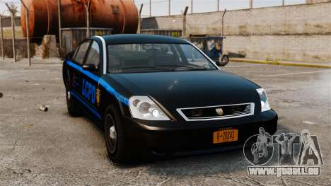 FBI Pinnacle ESPA pour GTA 4