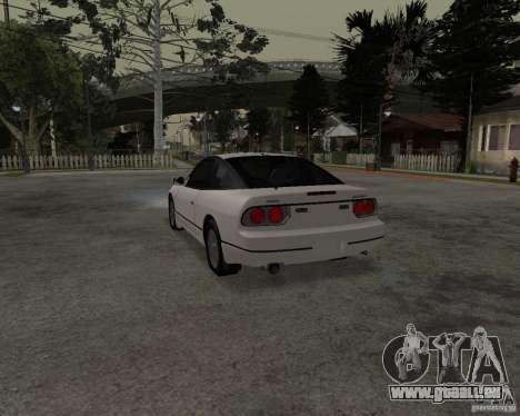 Nissan 240SX (stock) pour GTA San Andreas laissé vue