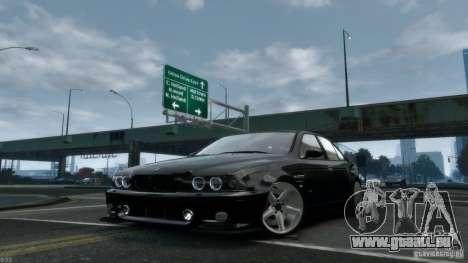 BMW M5 E39 AC Schnitzer Type II v1.0 pour GTA 4