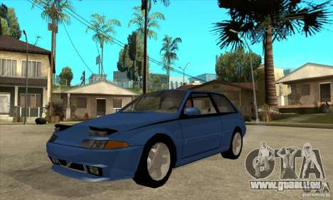 Volvo 480 Turbo für GTA San Andreas
