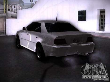 Toyota Chaser 100 für GTA San Andreas linke Ansicht