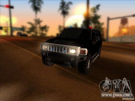 Hummer H3 für GTA San Andreas