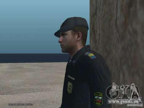 Sergeant PPP für GTA San Andreas her Screenshot