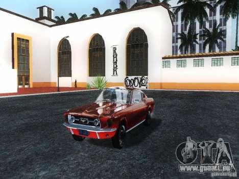 ENBSeries Beta für GTA San Andreas