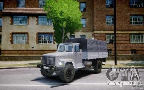 GAZ-3308 für GTA 4