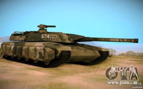 A-8 Tiger für GTA San Andreas