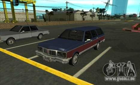 New Regina pour GTA San Andreas
