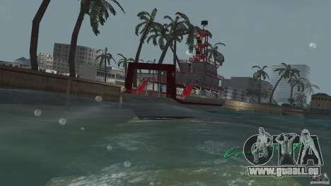 Ferry für GTA Vice City zurück linke Ansicht