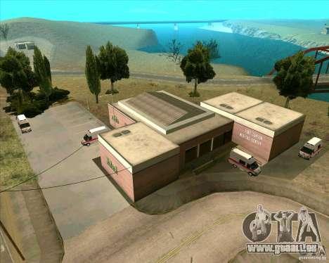 Geparkte Fahrzeuge v2. 0 für GTA San Andreas zehnten Screenshot