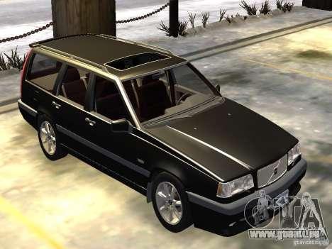 Volvo 850 R 1996 Rims 1 pour GTA 4 est une gauche