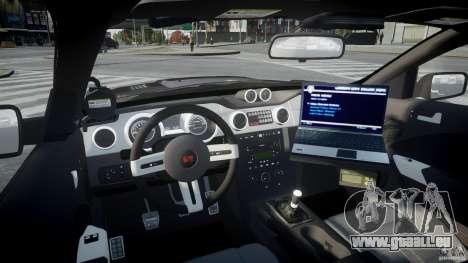 Saleen S281 Extreme Unmarked Police Car - v1.2 für GTA 4 rechte Ansicht