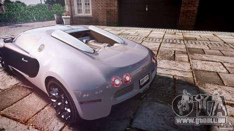 Bugatti Veyron Grand Sport [EPM] 2009 für GTA 4 Innen