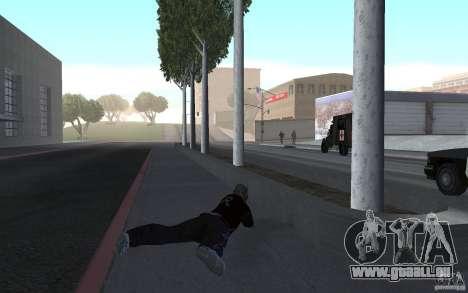 Neue Animation Gewehre schießen für GTA San Andreas