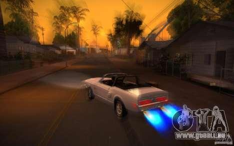 ENBSeries v1.0 par GAZelist pour GTA San Andreas septième écran