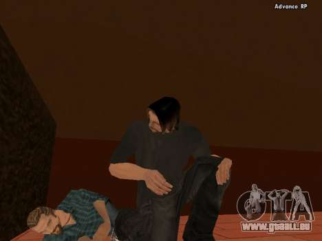 HD Skins Personal für GTA San Andreas her Screenshot