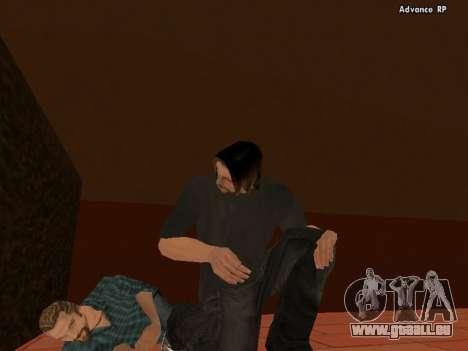 HD Skins personnel pour GTA San Andreas quatrième écran