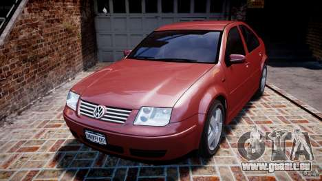 Volkswagen Bora für GTA 4