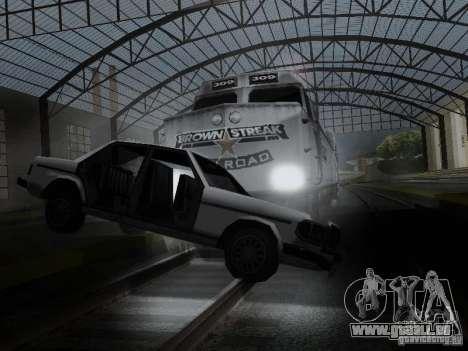 Crazy Trains MOD pour GTA San Andreas huitième écran