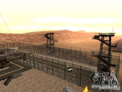 Prison Mod pour GTA San Andreas douzième écran