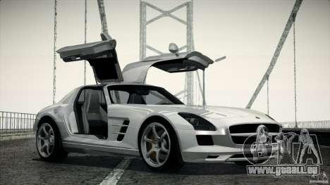 Direct B 2012 v1.1 pour GTA San Andreas deuxième écran
