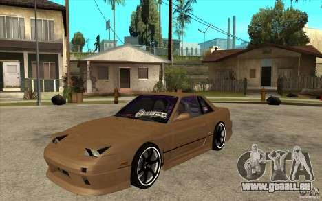 Nissan Silvia S13 Onevia Tuned für GTA San Andreas