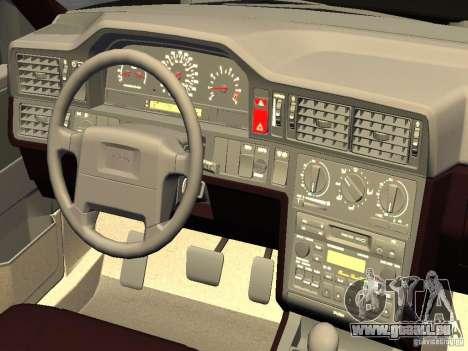 Volvo 850 R 1996 Rims 1 pour GTA 4 Vue arrière
