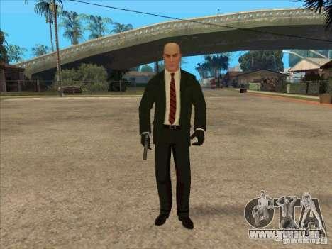 Hitman: Codename 47 für GTA San Andreas