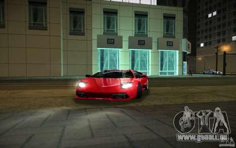 ENB Black Edition pour GTA San Andreas septième écran