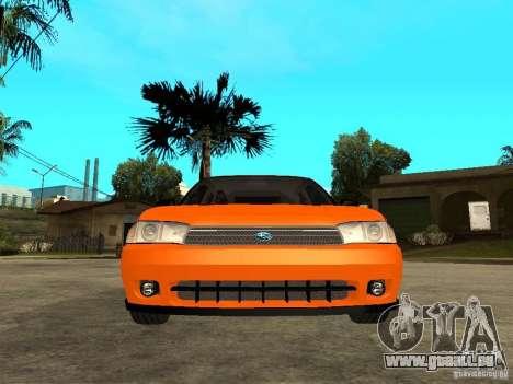 Subaru Legacy 250T 1997 für GTA San Andreas rechten Ansicht