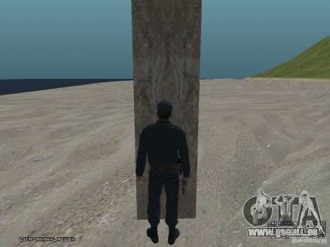 Sergeant PPP für GTA San Andreas sechsten Screenshot