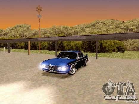 BMW 30 CSL Drift für GTA San Andreas
