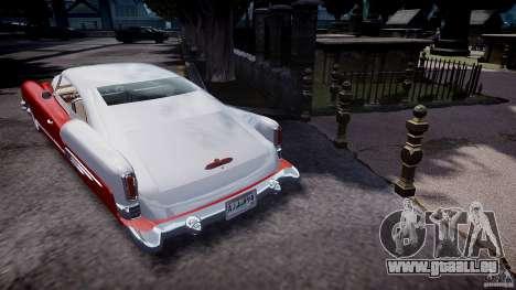 Buick Custom Copperhead 1950 für GTA 4 hinten links Ansicht