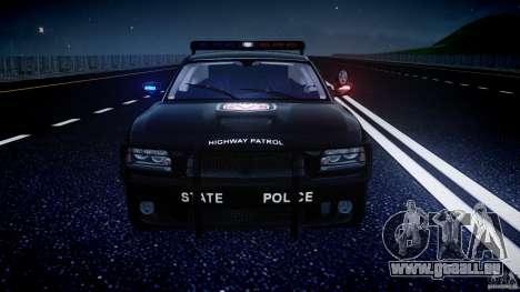 Dodge Charger NYPD Police v1.3 für GTA 4-Motor