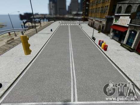 HD Roads 2013 für GTA 4 weiter Screenshot