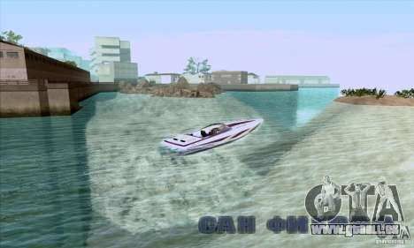 ENB Series v1.4 Realistic for sa-mp für GTA San Andreas dritten Screenshot